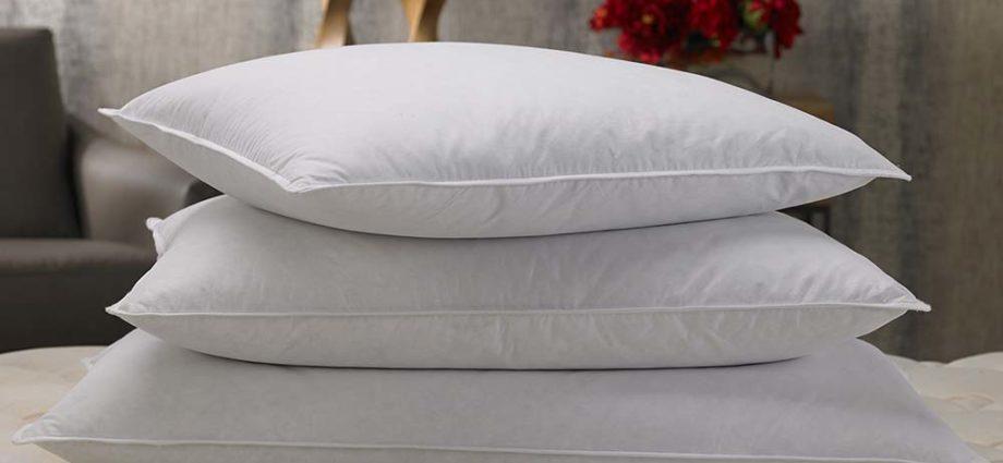 Правильная подушка