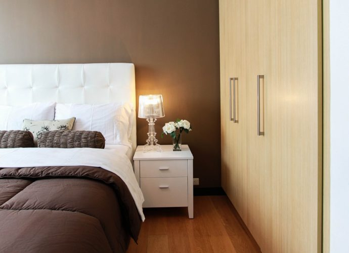 Подбор прикроватного освещения для спальни просон инфо фото