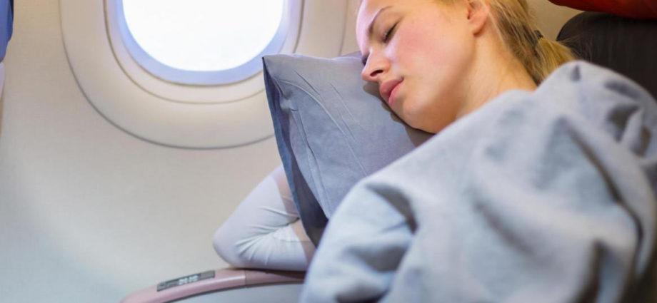 сон в самолете вреден просон инфо
