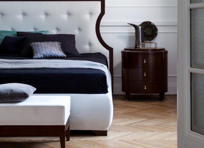 место кровати в комнате просон инфо
