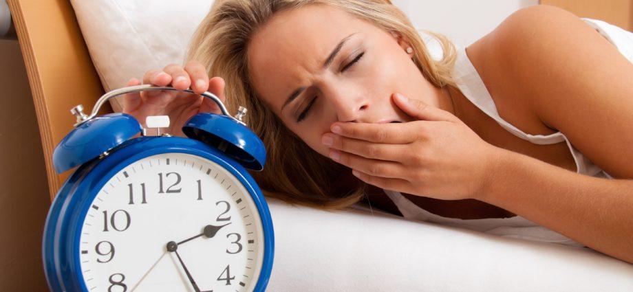 признаки неэффективного сна просон инфо