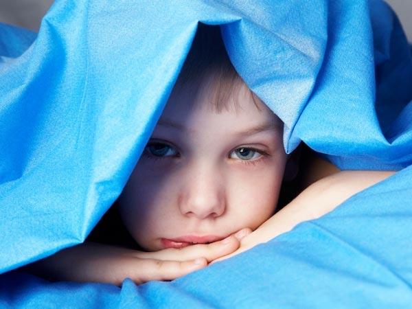тревожный сон ребенка просон инфо