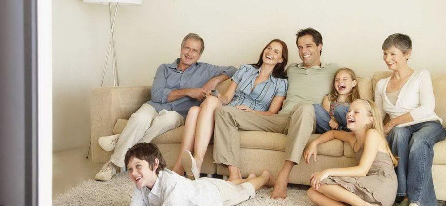 диван для большой семьи просон инфо