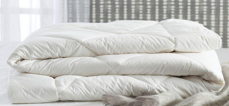 как выбрать летнее одеяло просон инфо