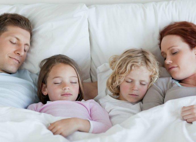 отличия сна взрослого и ребенка просон инфо