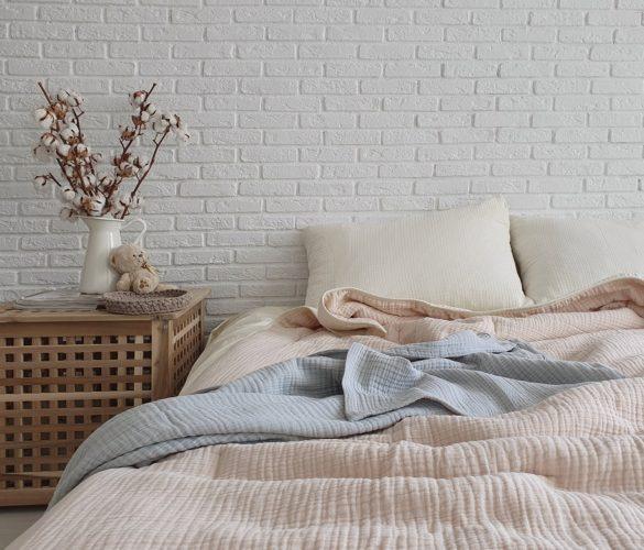 Тяжелое одеяло для сладкого сна